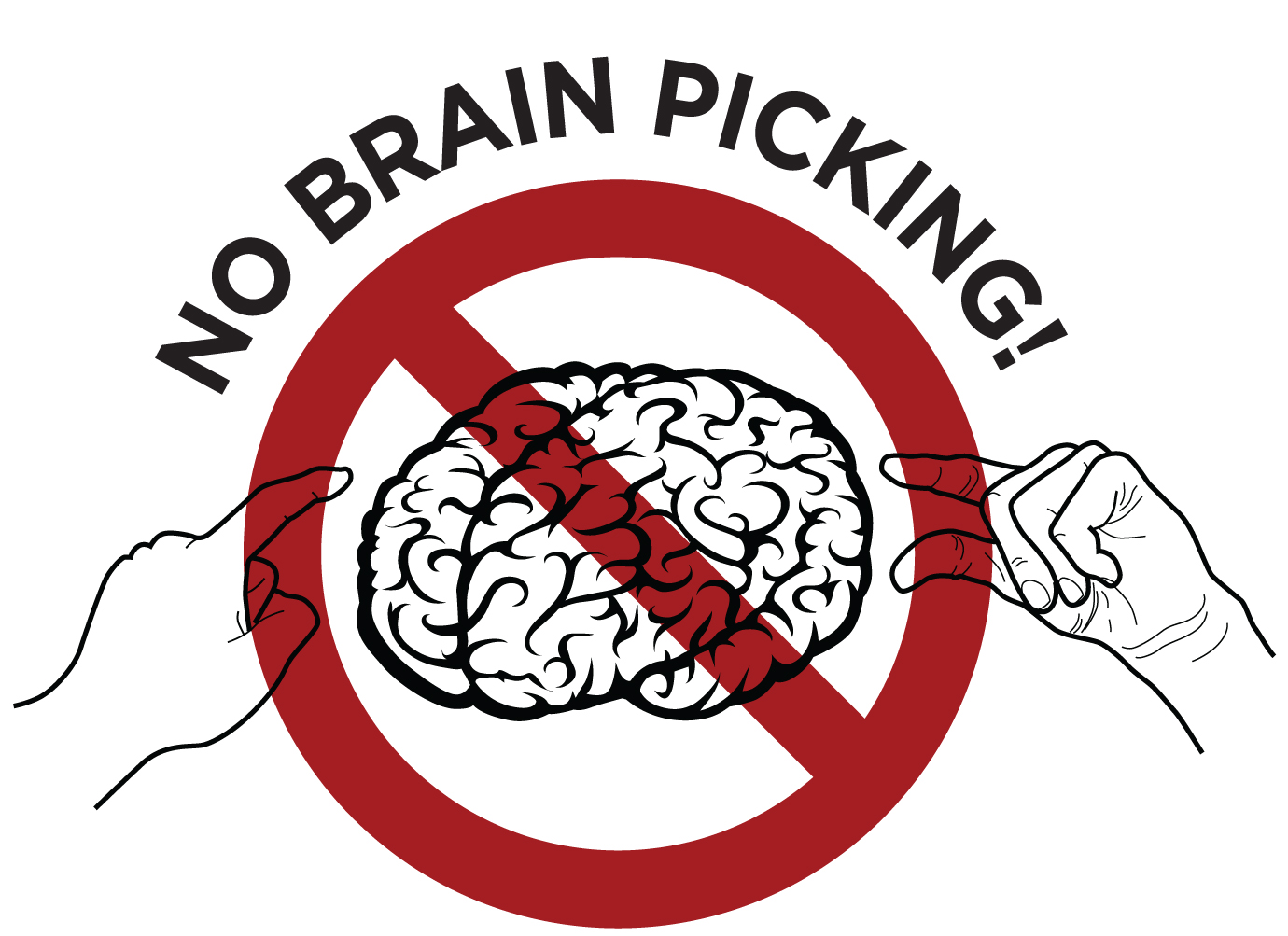 Are you on the National No Brain Picking list?