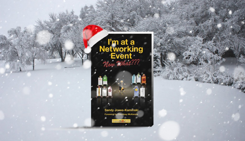 I'm at a Networking Event -- Now What on Amazon for your clients, friends, family and more!