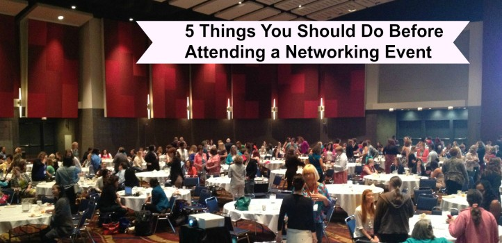 5 Ways to Prepare for a Networking Event